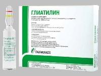 Глиатилин аналоги препарата в ампулах