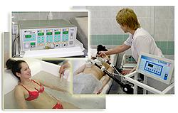 Физиотерапевтические процедуры в гинекологии