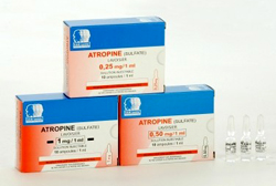 Атропин таблетки инструкция по применению цена