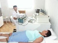 Электрофорез с папаверином на грудной отдел позвоночника