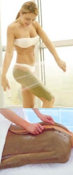 Обертывания против целлюлита и для похудения