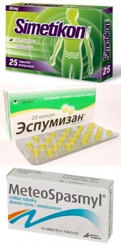 препарат симетикон инструкция - фото 3
