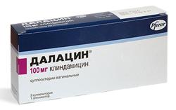 Далацин – показания и противопоказания