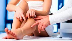 Красные пятна на ногах при варикозе методики лечения и возможные причины
