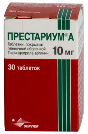 престариум а инструкция по применению таблетки - фото 4