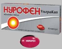 Нурофен гель: инструкция по применению, аналоги, цена