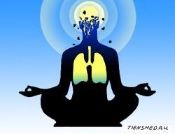 йога дыхание