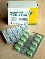 Рисперидон (4 мг): инструкция по применению, показания. (Другие названия: Рисперидон)