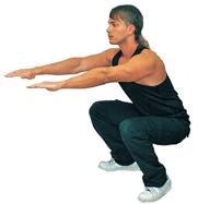 Упражнения при боли в тазобедренном суставе