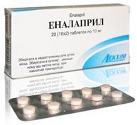 Фармакокинетика и энап эналаприл