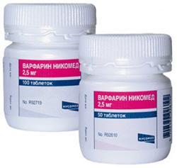 может ли варфарин вызывать аллергии