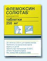 Беременность после приема флемоксина