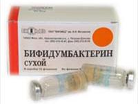 Бифидумбактерин - инструкция, отзывы, применение