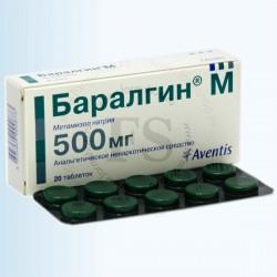 Баралгин побочные эффекты