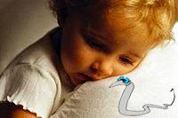 скрежет зубами у ребенка глисты