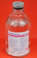 Глюкоза капельница для чего детям