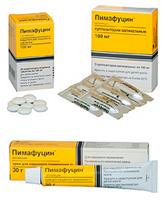 Противогрибковые препараты при беременности 16