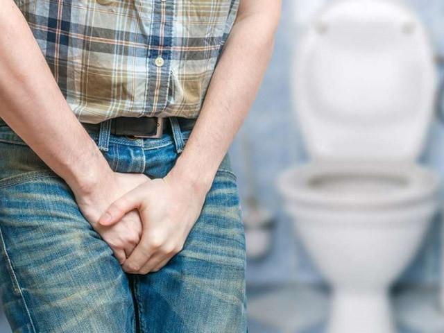 Позывы к частому мочеиспусканию у мужчин