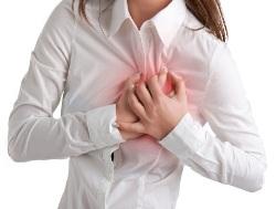 Боль в одной грудной железе у женщин