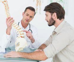 Жжение в спине в области лопаток: причины почему горит спина между лопаток, боль и ощущение жара