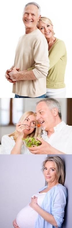 Секс при постменопаузе