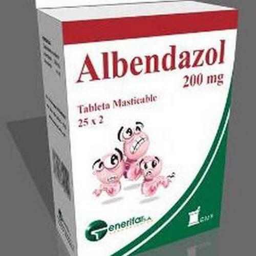альбазол для человека инструкция