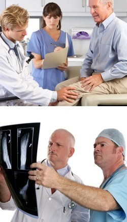 Хирург ортопед что смотрит