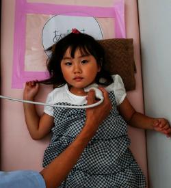 УЗИ щитовидной железы детям: показания к проведению, стоимость, норма