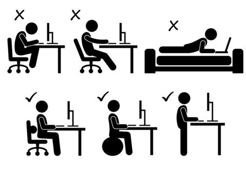 Влияние компьютера на здоровье человека Влияние компьютера на здоровье человека правила безопасной работы за компьютером видео
