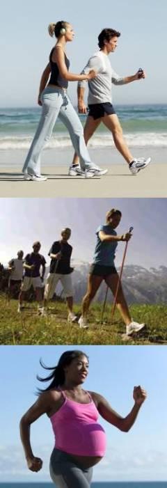 Спортивная ходьба - польза техника рекомендации